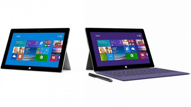 Apple Inc and Google Tablets under Fire by New Surface 2 Ads