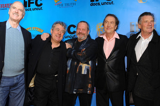 Monty Python Members Reunite for Future Shows