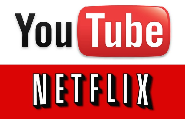 youtube, netflix, most watched, streaming, video, 50 %