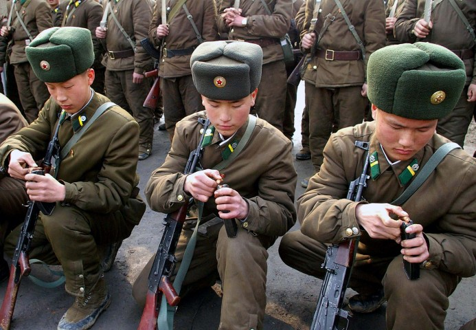 North Korea Trained European Terrorists