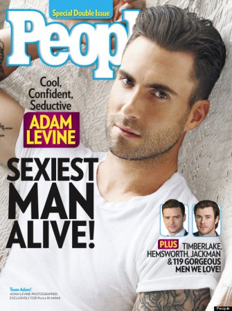 Levine 2013 People Magazine