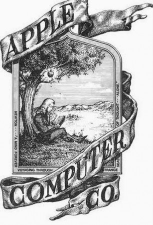 Apple Inc.'s original logo