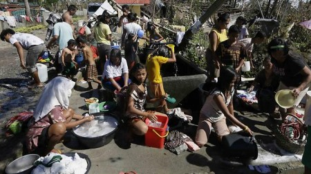 Philippines Stood No Chance Against Typhoon