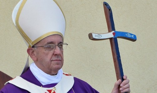 Pope Francis Does it Again