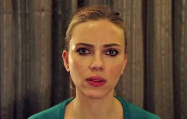 Philippines Help Requested by Scarlett Johansson