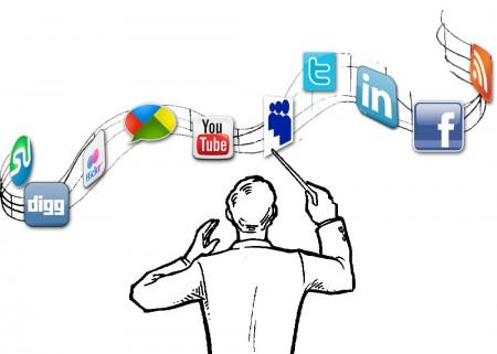Google Social Media Robot.