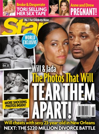 Jada Pinkett Smith: Is Will Smith Cheating? Pictures Surface
