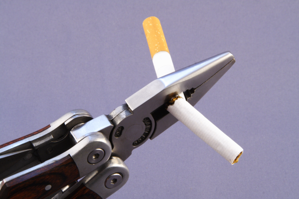 Nicotine Yield Makes It Harder to Quit Smoking
