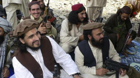 Taliban Joking Around