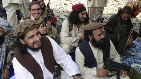Taliban Joking Around