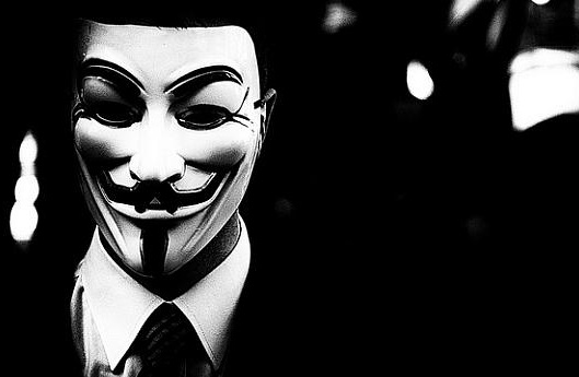 Anonymous Physically and Digitally Protests