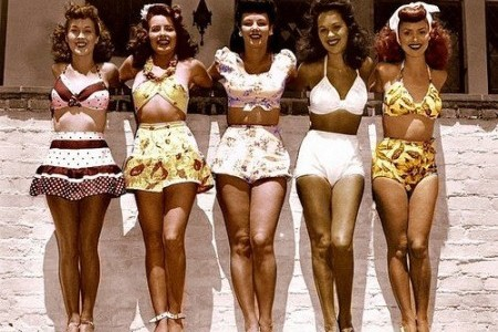 Swimsuit Competitions and Beauty Pageants Made for Each Other