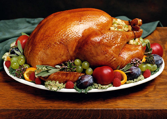Top Five Thanksgiving Foods: Loosen Your Belt Buckles