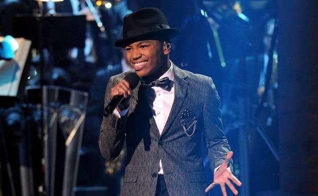 The X Factor josh-levi November 28