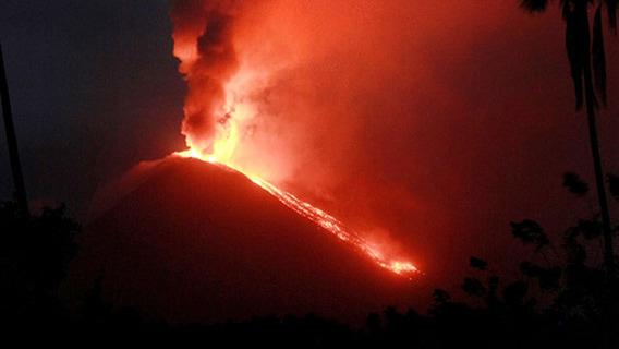 Volcanoes rath