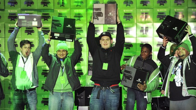 Xbox One Sells One Million Units in under 24 Hours