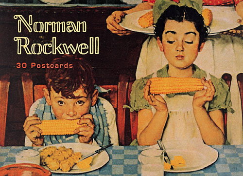 Rockwell: A master, a mystery and a puzzle.
