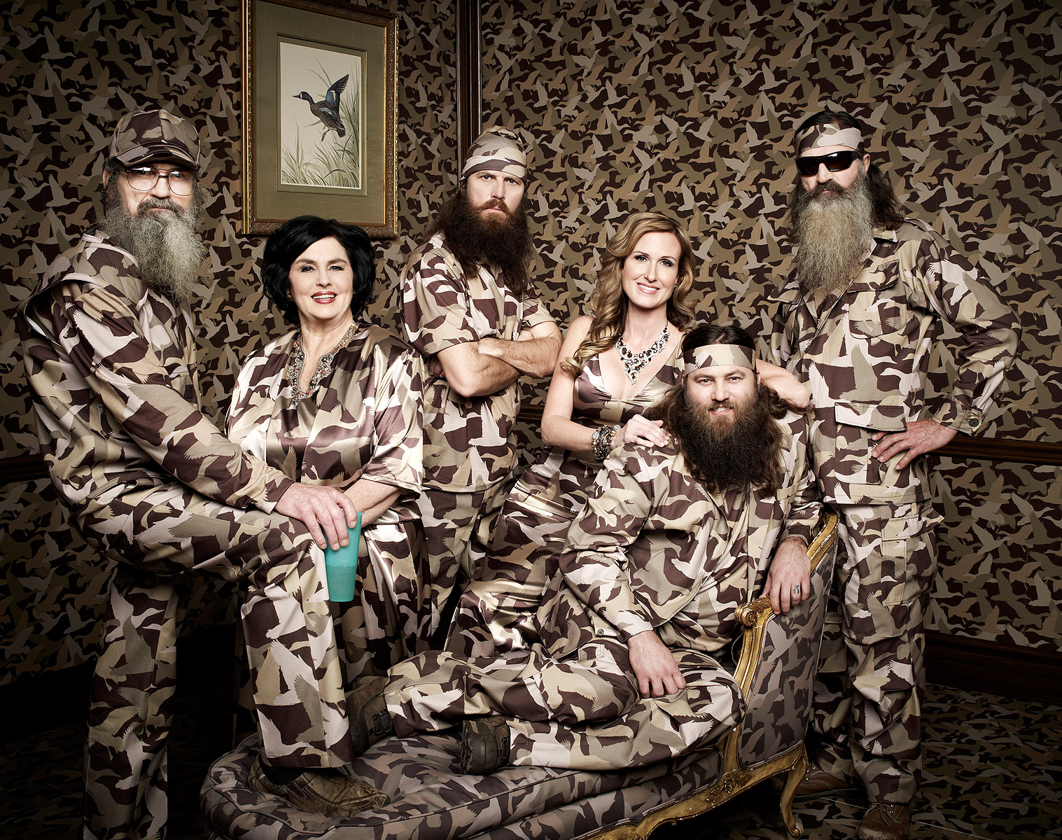 Duck Dynasty Appeal Reaches Millions