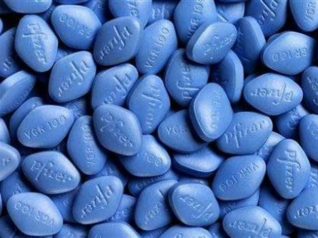 Viagra may treat Menstrual Cramps