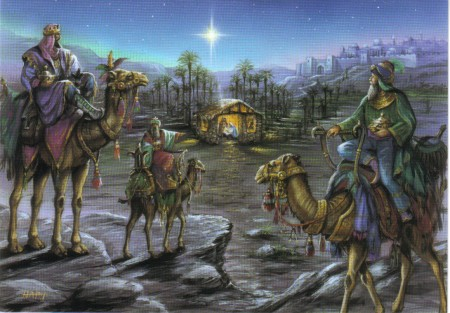 Wise Men Seeking Jesus