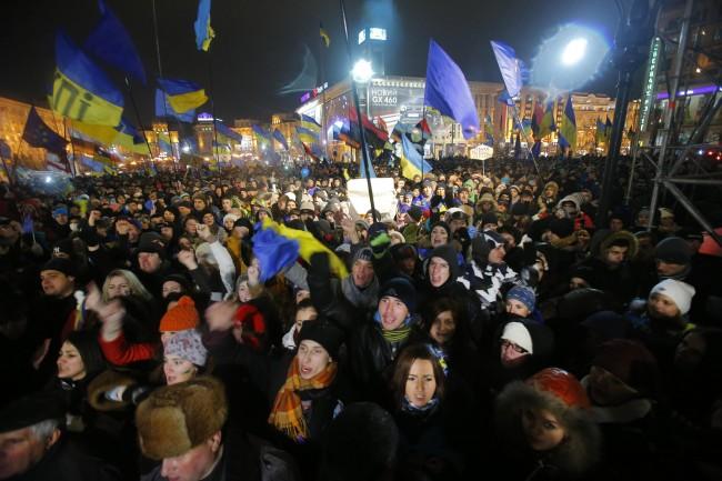world, ukraine, rally, protests, violent
