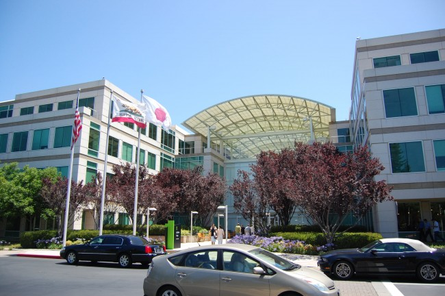 Apple Inc. is located in Cupertino; acquires mapping and note-taking tools