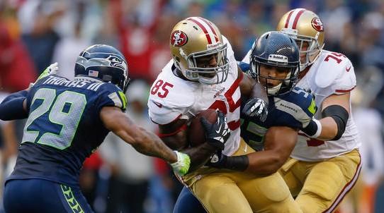 Seattle Seahawks Territory Will Soon See a 49er Billboard