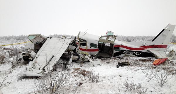 Alaska Plane Crash