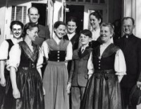 Maria von Trapp and the real Sound of Music