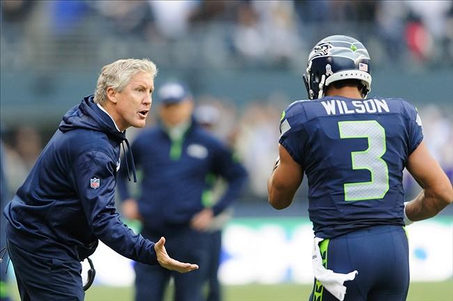 Seahawks: Wilson Has Saved Carroll's Reputation
