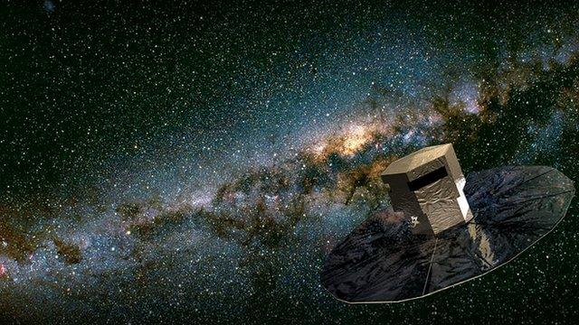 Gaia To Unlock Secrets of The Milky Way