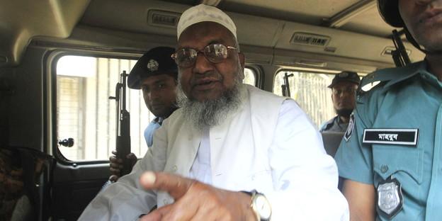 Abdul Kader Mullah Hanged