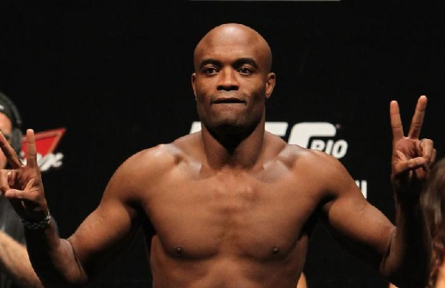 Anderson Silva apologizes to fans
