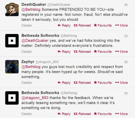 Angry Fallout fans attack Bethesda on Twitter