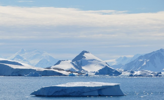 Antarctica last frontier