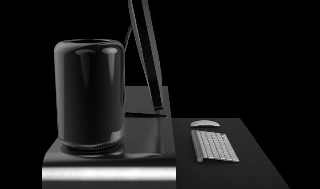 Apple Inc.'s Newest Mac Pro