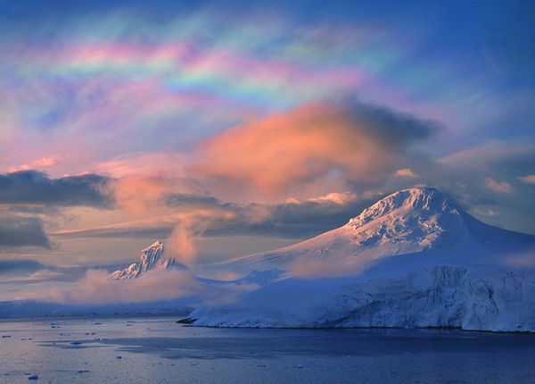 Arctic May Have Been Saved by Fall of Soviet Union