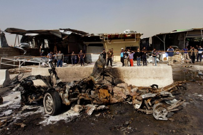 Baghdad Retaliation Christians Massacred