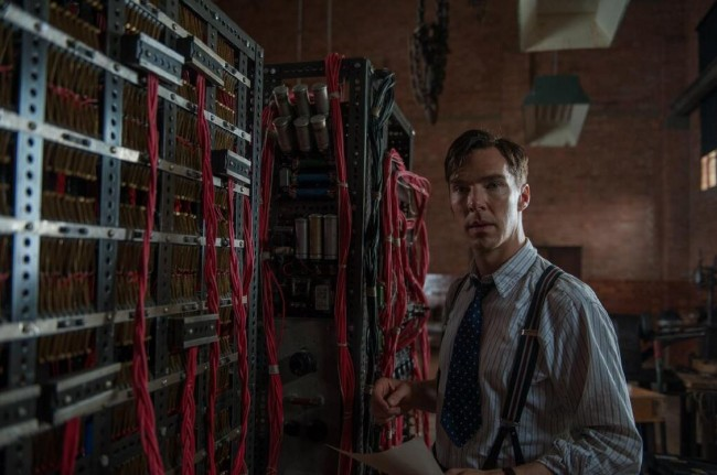 Benedict Cumberbatch takes on Alan Turing role in The Imitation Game