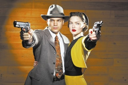 Bonnie and Clyde, entertainment, movie