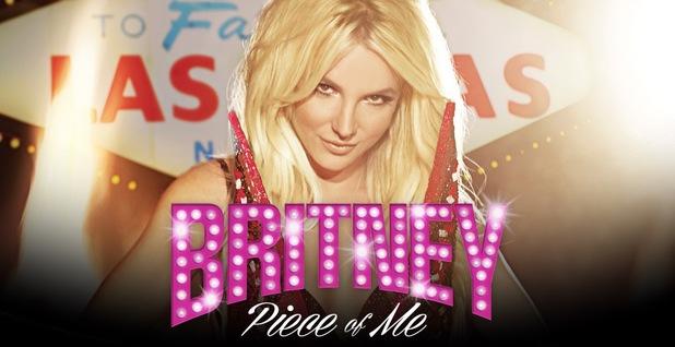 Britney Spears Spotlights in Vegas (video)