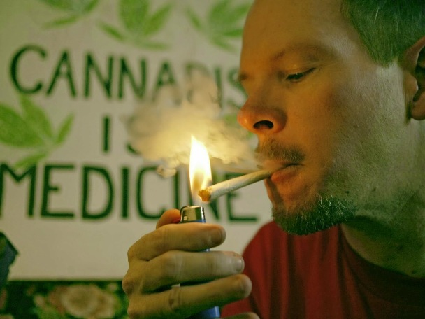 Cannabis Use Effects May Travel With Male Generations