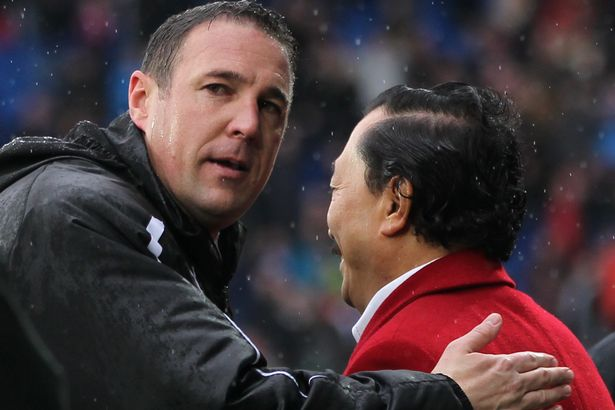 Cardiff City FC Manager Malky Mackay Fired
