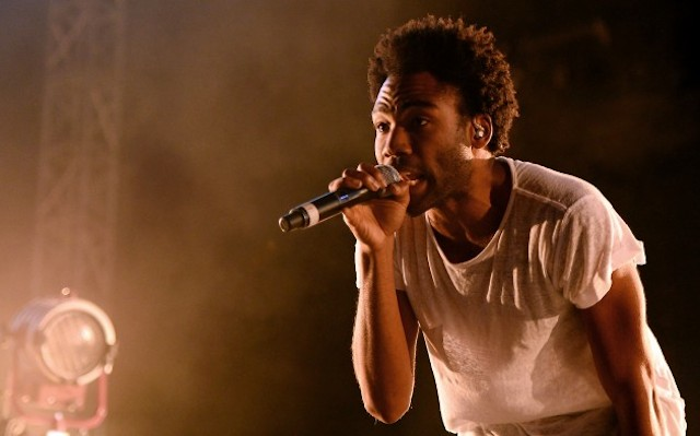 Childish Gambino live