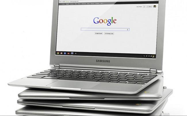 Google Chromebook Sales