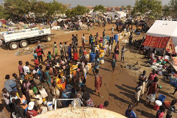 UN Peacekeepers, world, south sudan