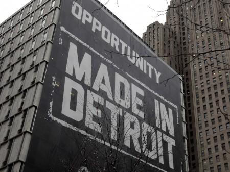 Detroit Goes Under