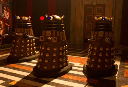 Dr. Who Xmas Special The Daleks