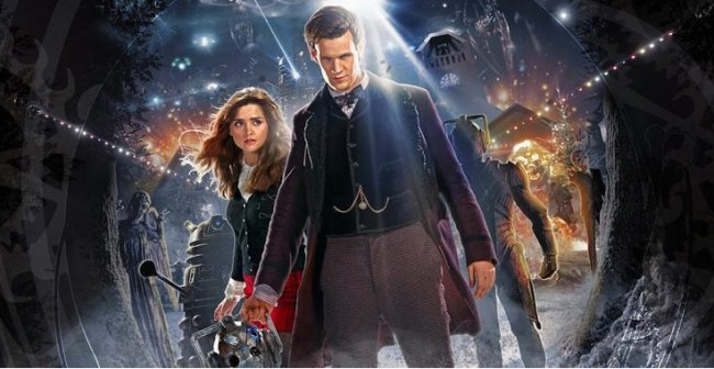 Doctor Who Xmas Special