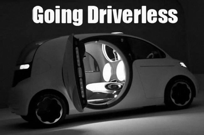 Driverless cars, technology, problems